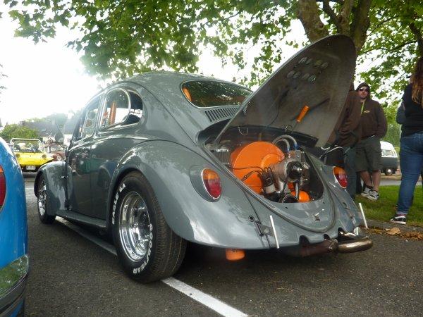 VW armor week