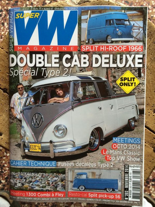 Super vw magazine N°303 !