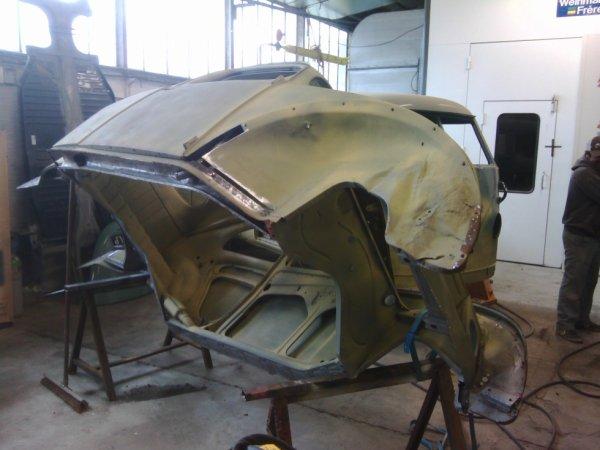 l'ovale - Classic car body repair