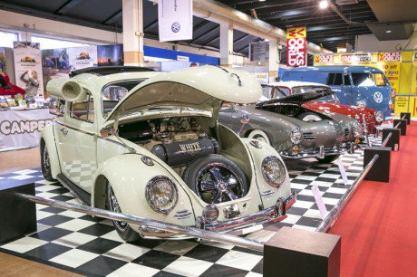 GO to the volks world show !