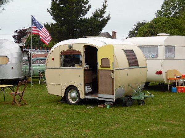 Rétro camping 2015 : la normande