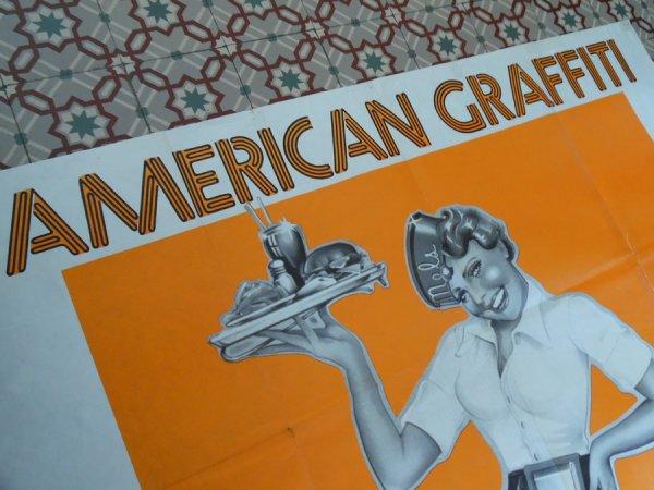 american graffiti !
