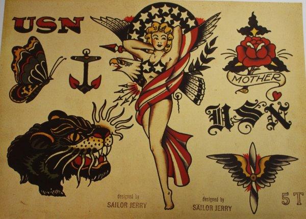 sailor jerry paint