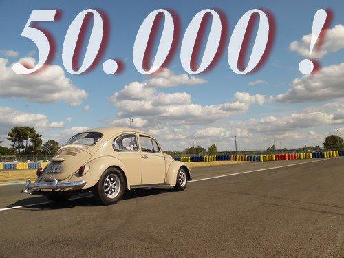 50.000 visites !