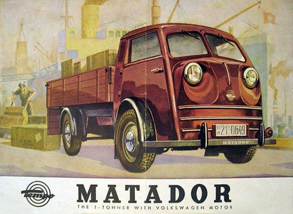 matador for sale !