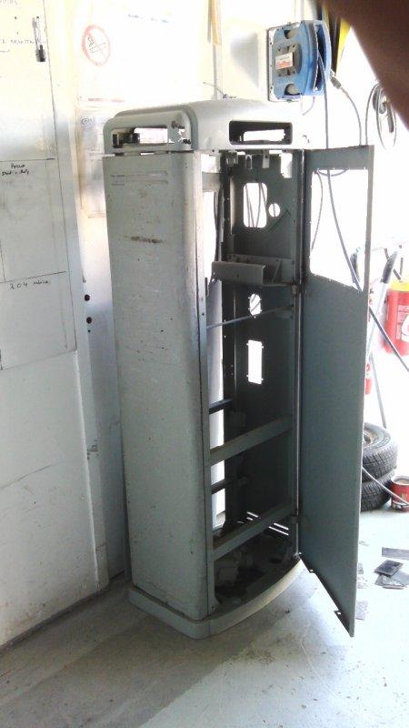 petits chantier de carrosserie
