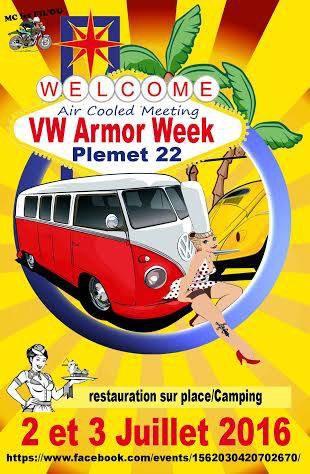 vw armor week 2016