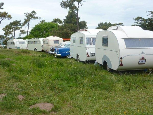 Rétro camping club de france