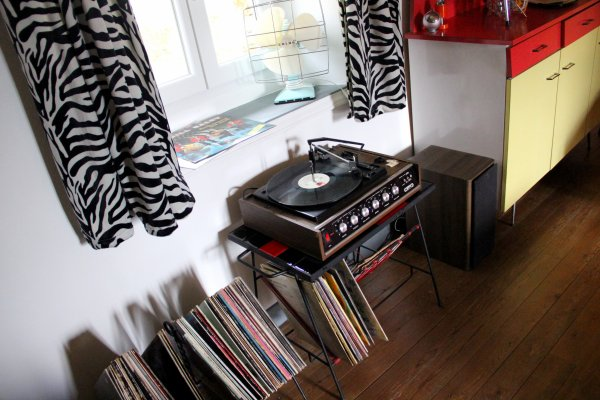 mon appartement '60