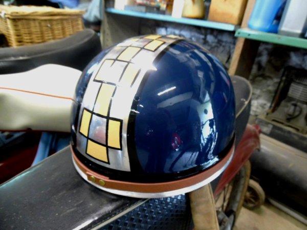 casque bol, new paint