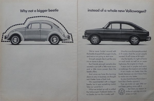 fastback 1965