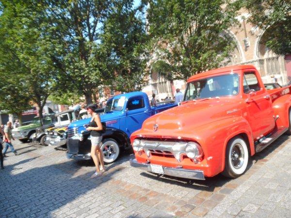 11ème hot rod and cars show à Béthune