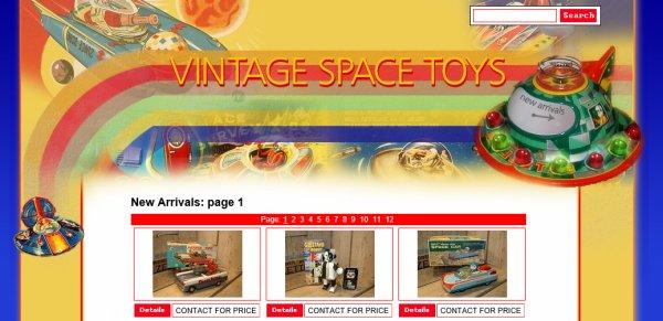 vintage space toy !