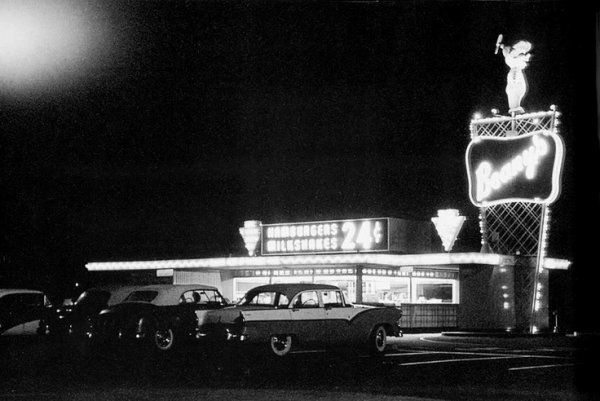 Drive-in 1953