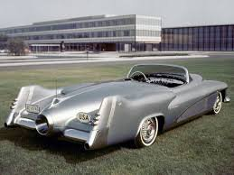 "The General Motors ""Le Sabre  XP8 """