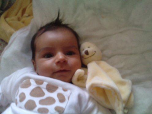 Mon fils Kaïss ..