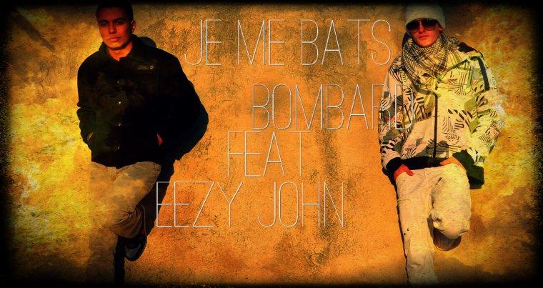 IZI MIXTAPE / Je me bats - Bombard feat Eezy John (2012)