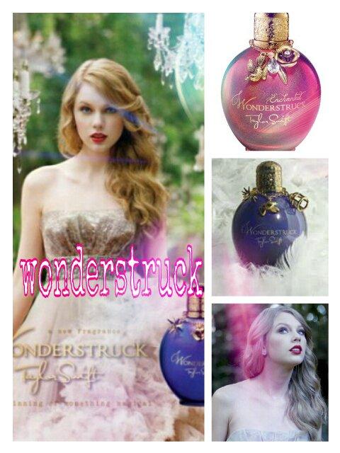 voici un montage que j'ai crée  pour  le parfum de taylor swift. :)