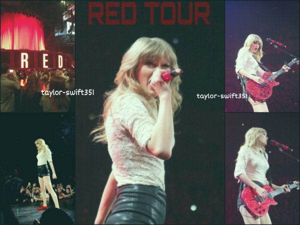 SPECIAL RED TOUR!!!