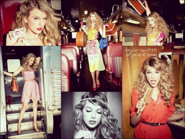 Découvrez un photoshoot de Taylor de 2012.  Je trouve que Tay' est très belle et vous?         + Le RED Tour Image :  ICI  et  ICI