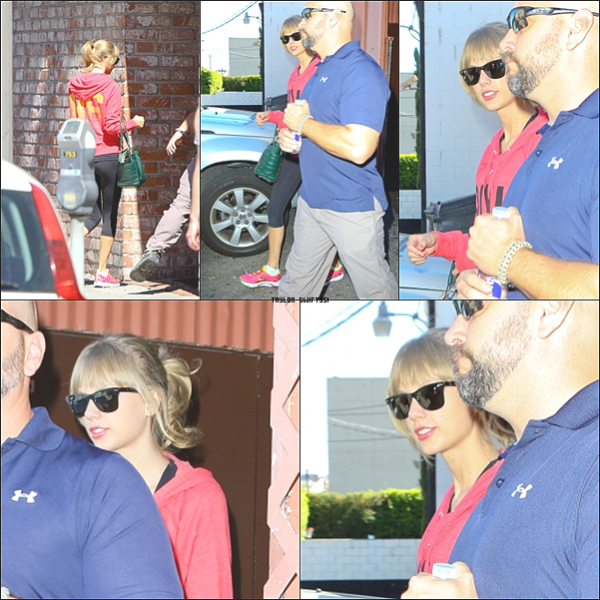 Le 30/09/2013  : Taylor Swift et Demi Lovato ont été aperçues faisant les magasins toutes les deux.   .    Taylor est magnifique , je lui donne un TOP et vous ?