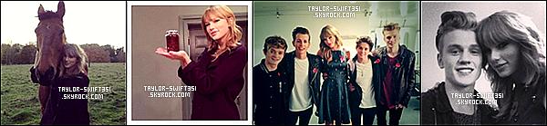 Le 3/11/2013  :  Taylor sur le Red Carpet des BBC Radio 1 Teen Awards et remettant l' award du « Best British Show » .   J'aime beaucoup la robe et son maquillage , je lui donne un Top et vous ?