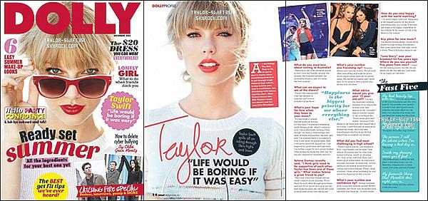 Le 13/11/2013   :   Taylor était au  Victoria's Secret Show , elle a performé sur  « I Knew You Were Trouble »  .     Je trouve que Taylor est parfaite , je lui donne un Grand Top et vous ?