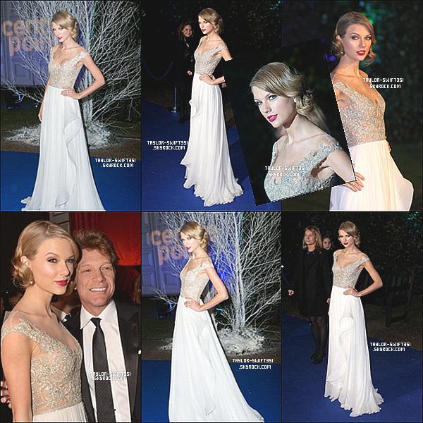 Le 29/11/2013  : Taylor était à  Auckland, NZ  pour le Red Tour .