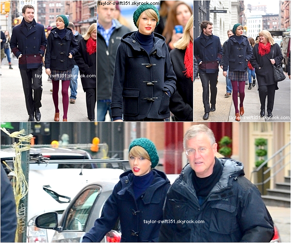 22.12.14 : la Swift Family en sortie !