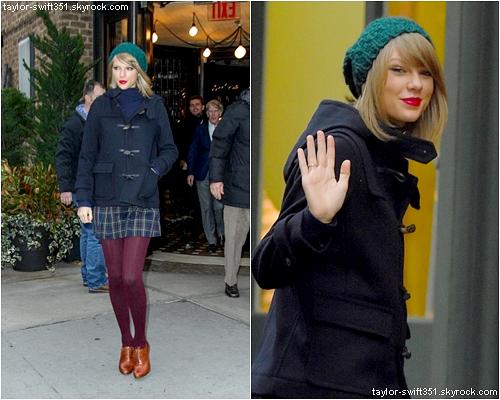 22.12.14 : la Swift Family en sortie !