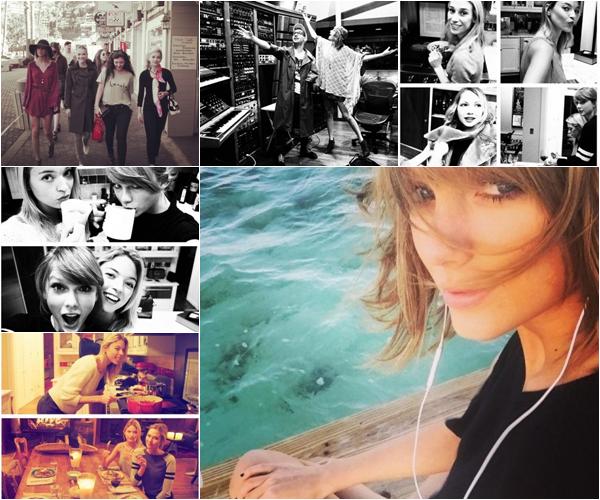 12.01.15 : Taylor Swift était présente à l'After Party des Golden Globes organisée par le magazine InStyle et Warner Bros.