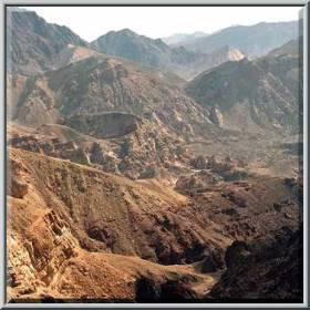 Le Nord d'Eilat