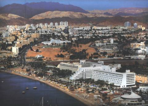 Eilat, Seaside Resort