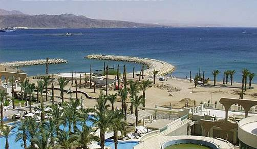 Eilat, Seaside Resort