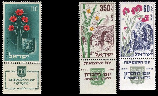 Timbres Eilat - Fin