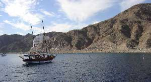 Yacht cruises ON THE RED SEA