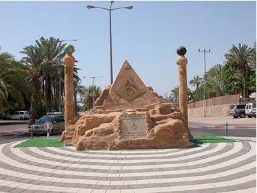 La maçonnerie à Eilat