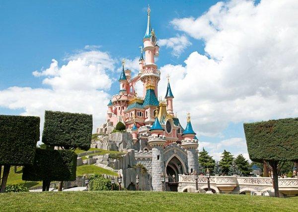 A moi Disneyland Paris :D