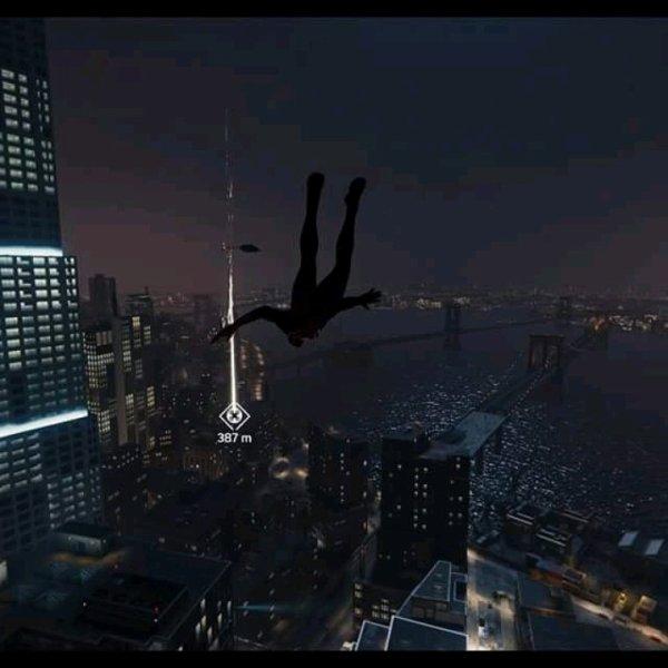 Spiderman sur Ps4