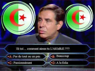 c tjr l'algérie bladi sakna fi kalbi