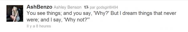 Tweet .