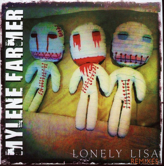 Les remixs de Lonely Lisa EN ECOUTE INTEGRALE !!!