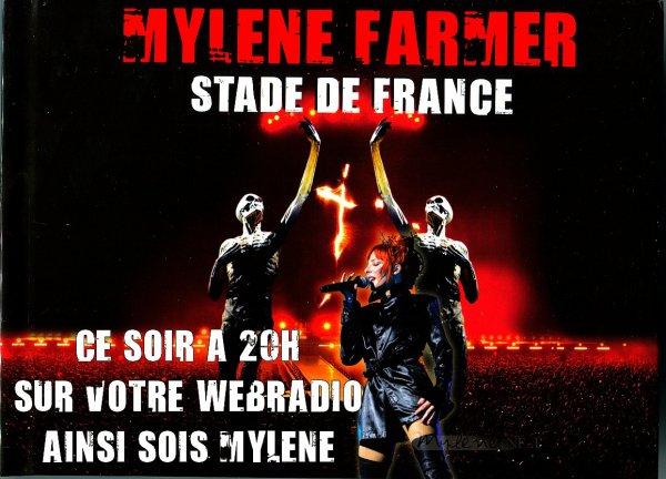 SOIREE STADE DE FRANCE !