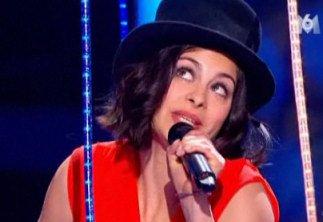 """X Factor: Maryvette """" Je me suis mis tous les fans de Mylène a dos """""""