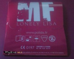 Les préservatifs Lonely Lisa