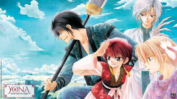 Akatsuki No Yona (Anime)