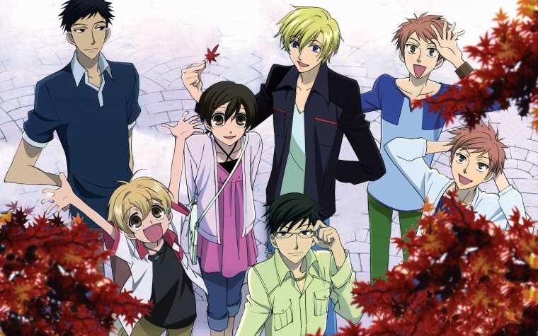Ouran hight school club