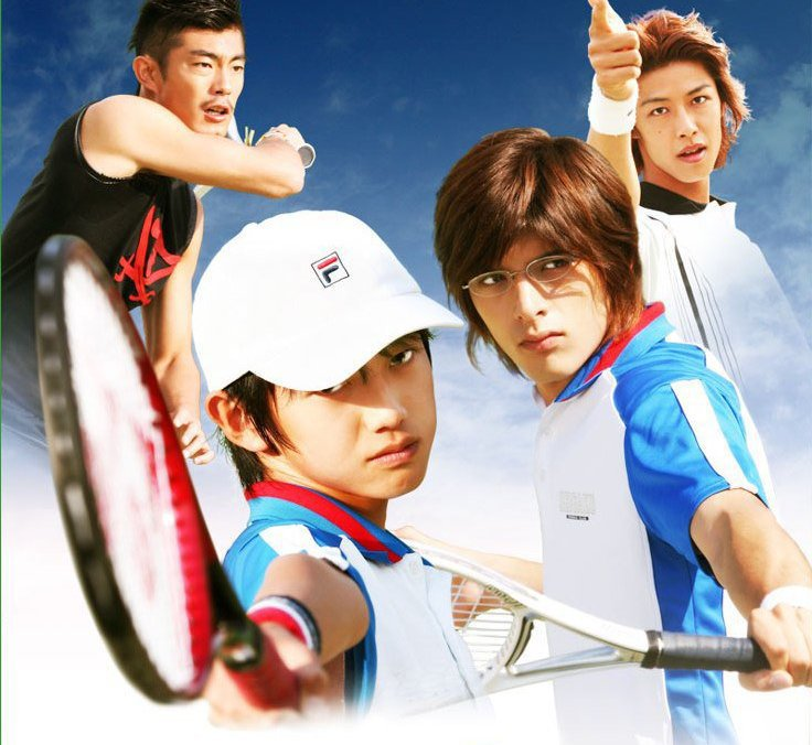 [FILM] Prince Of Tennis Live Action