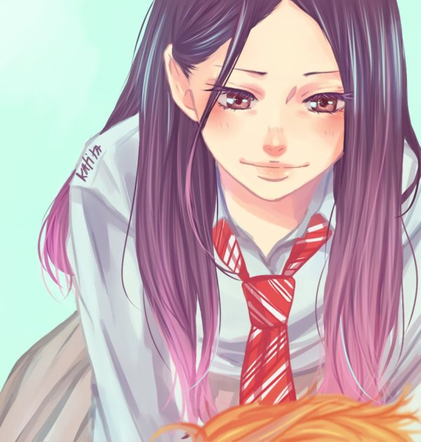 ♞  Mitsuki Snape ♞