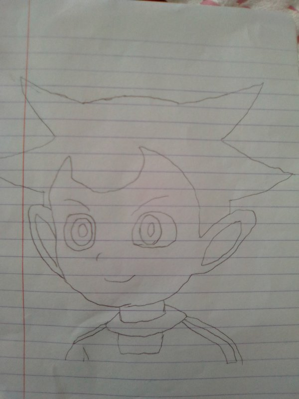 dessin inazuma eleven #2
